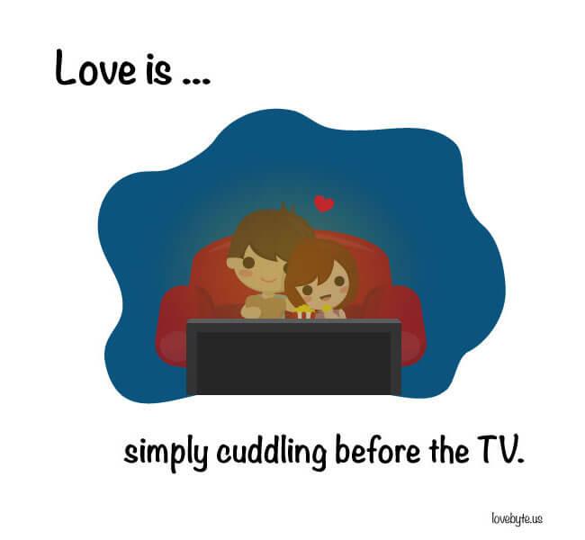 18 pruebas de que el amor está en las cosas más simples 6