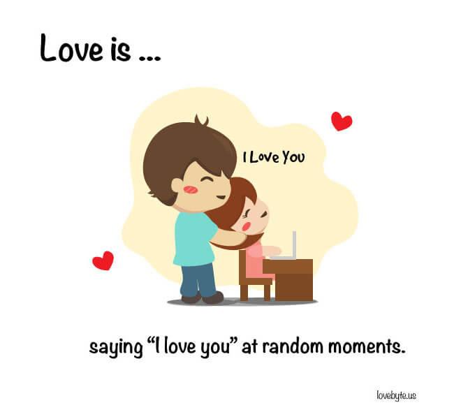 18 pruebas de que el amor está en las cosas más simples 7