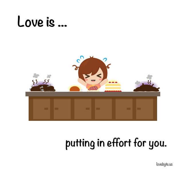 18 pruebas de que el amor está en las cosas más simples 8