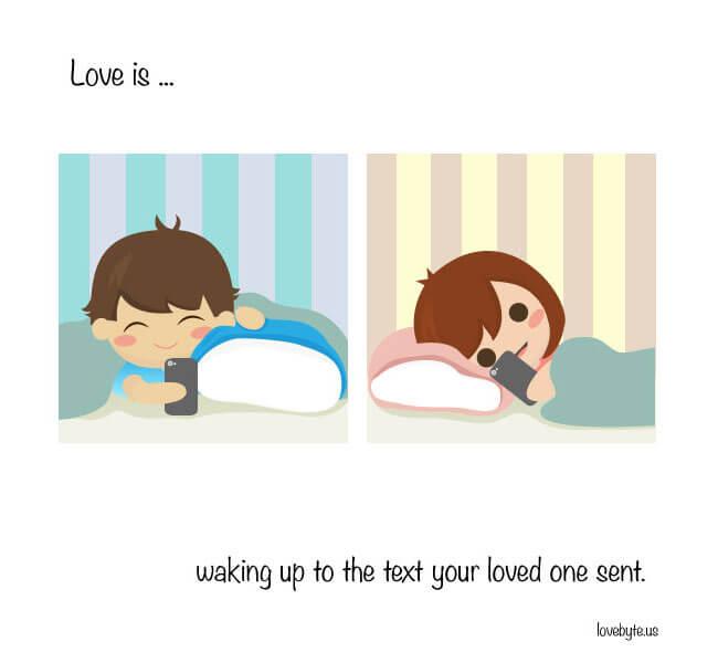 18 pruebas de que el amor está en las cosas más simples 9
