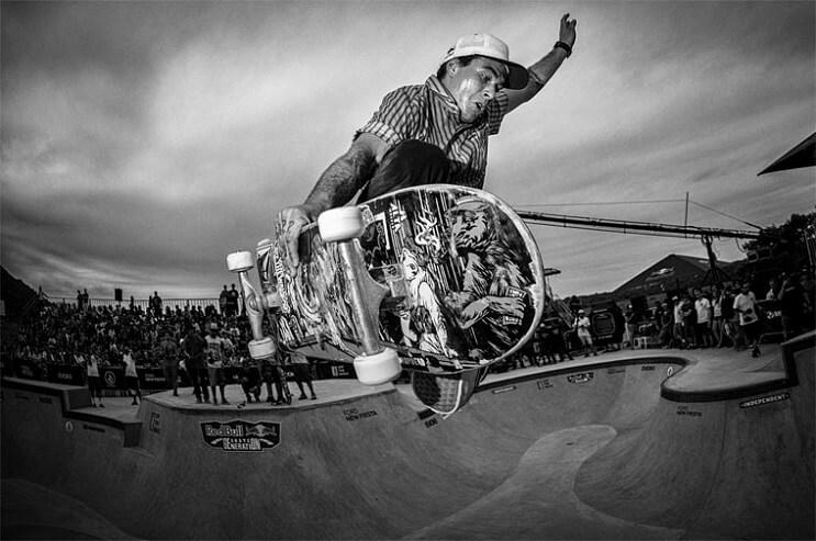 20 fotografías de Red Bull que muestran deportes extremos al máximo 08