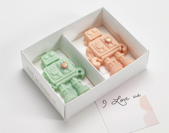 Adorables galletas con caras que pueden trasmitir el cariño que tenemos a nuestros seres queridos 4