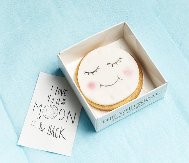 Adorables galletas con caras que pueden trasmitir el cariño que tenemos a nuestros seres queridos 6