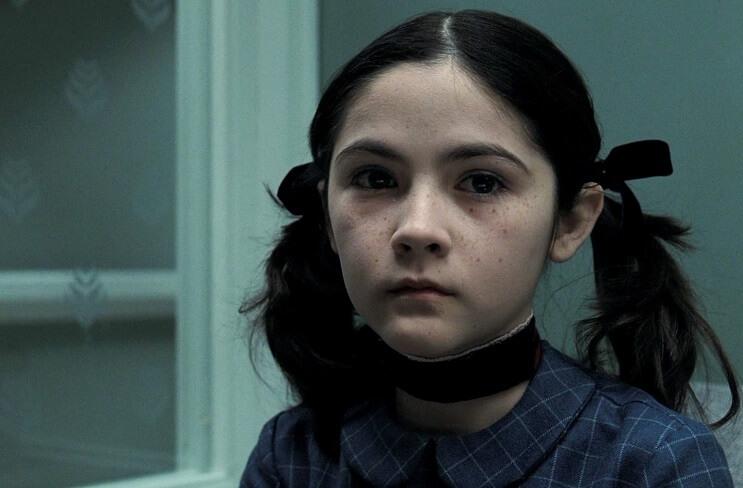 Así luce hoy en día Isabelle Fuhrman, la terrorífica niña en La Huérfana - La Huérfana (1)