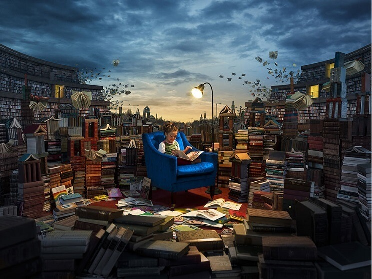 Conoce el proceso de fotomanipulación del reconocido artista Erik Johansson - Endless Stories