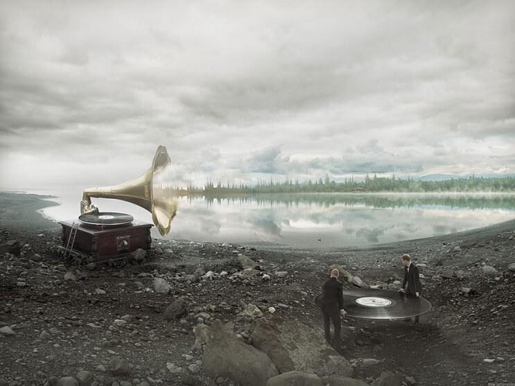 Conoce el proceso de fotomanipulación del reconocido artista Erik Johansson - Soundscapes