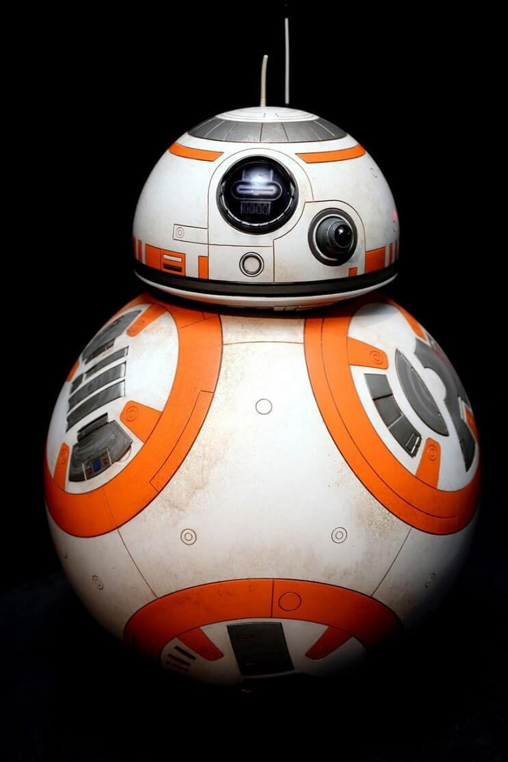 Conoce la increíble Star Wars Gallery que se está exhibiendo en Londres 03