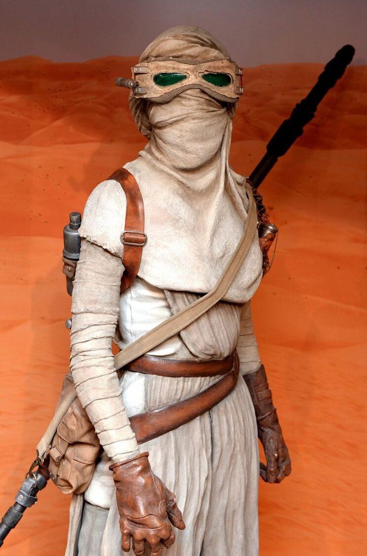 Conoce la increíble Star Wars Gallery que se está exhibiendo en Londres 06