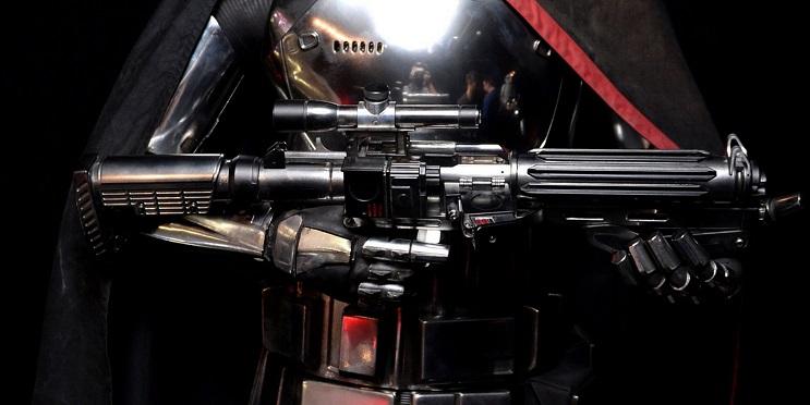 Conoce la increíble Star Wars Gallery que se está exhibiendo en Londres 08