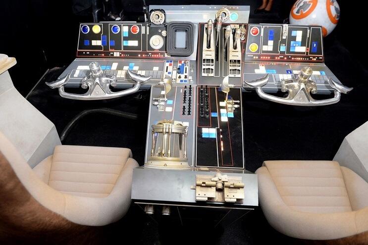 Conoce la increíble Star Wars Gallery que se está exhibiendo en Londres 10
