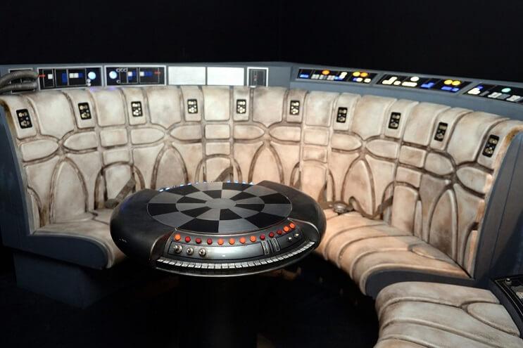 Conoce la increíble Star Wars Gallery que se está exhibiendo en Londres 11