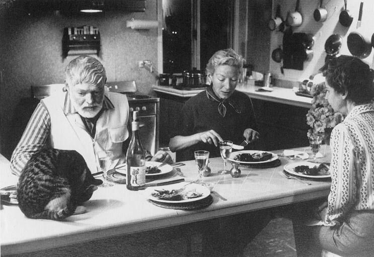 Conoce los magníficos gatos polidáctiles de Ernest Hemingway 1.1