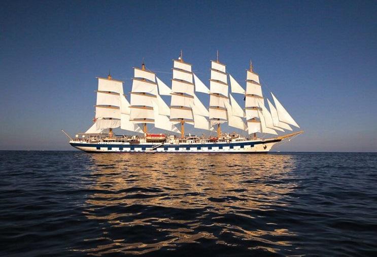 Conoce por dentro al barco de vela más grande del mundo 03