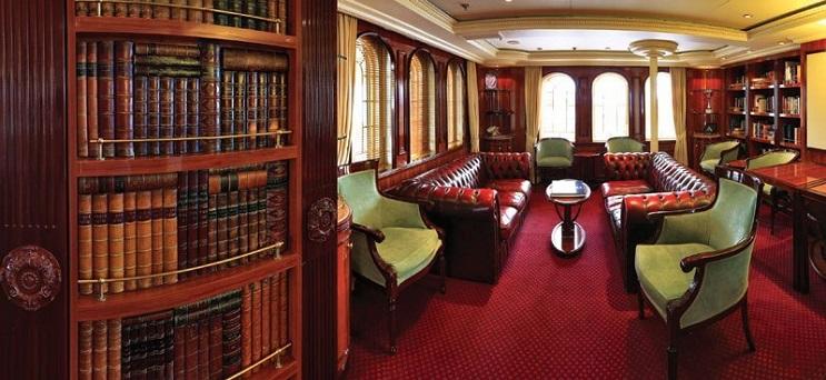 Conoce por dentro al barco de vela más grande del mundo 11