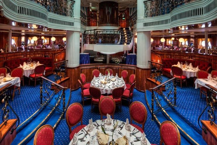 Conoce por dentro al barco de vela más grande del mundo 16