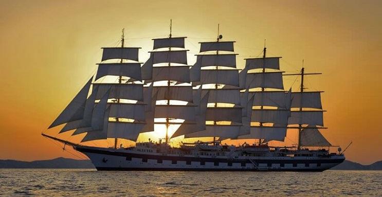 Conoce por dentro al barco de vela más grande del mundo 20
