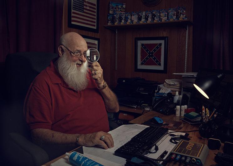 Descubre lo que hace Santa Claus durante el resto del año 2