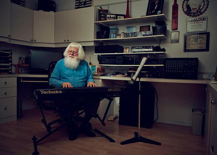 Descubre lo que hace Santa Claus durante el resto del año 8