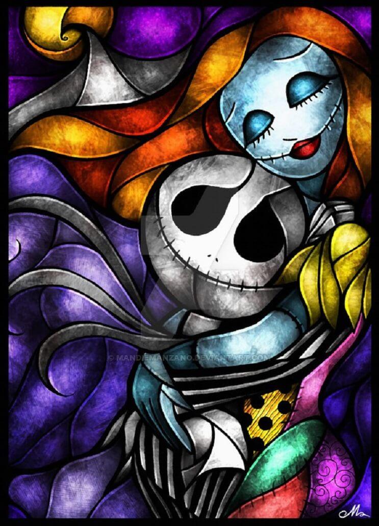El asombroso arte en vitrales de Mandie Manzano 7