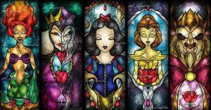 El asombroso arte en vitrales de Mandie Manzano
