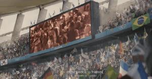 El poderoso spot de Samsung de Río 2016 donde unen 15 himnos en uno