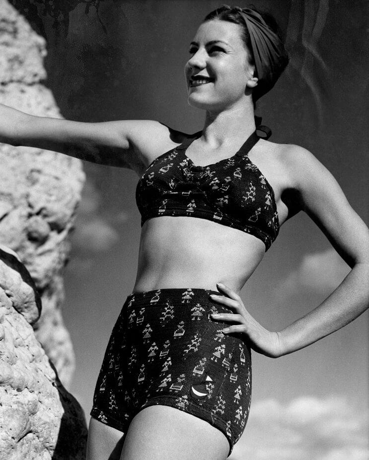 El revolucionario bikini cumple 70 años 4