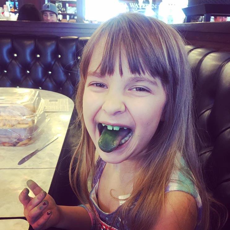 El tributo a esta niña de 7 años que murió de cáncer es realmente conmovedor - Katherine King 12