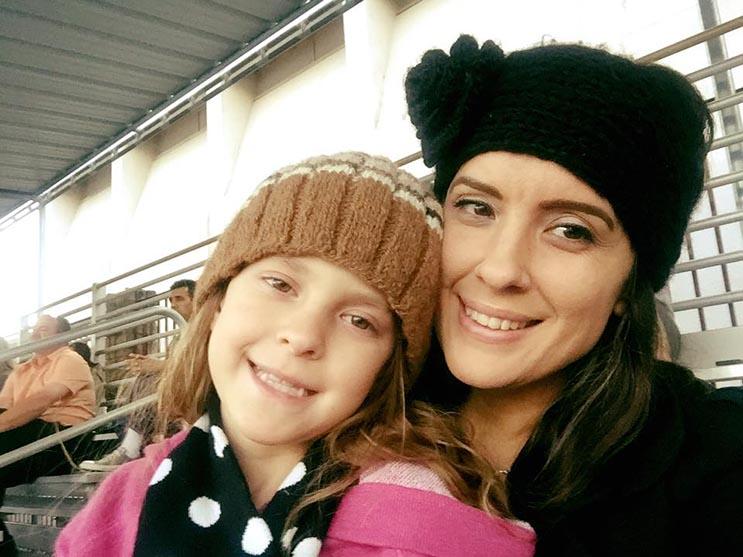 El tributo a esta niña de 7 años que murió de cáncer es realmente conmovedor - Katherine King 13