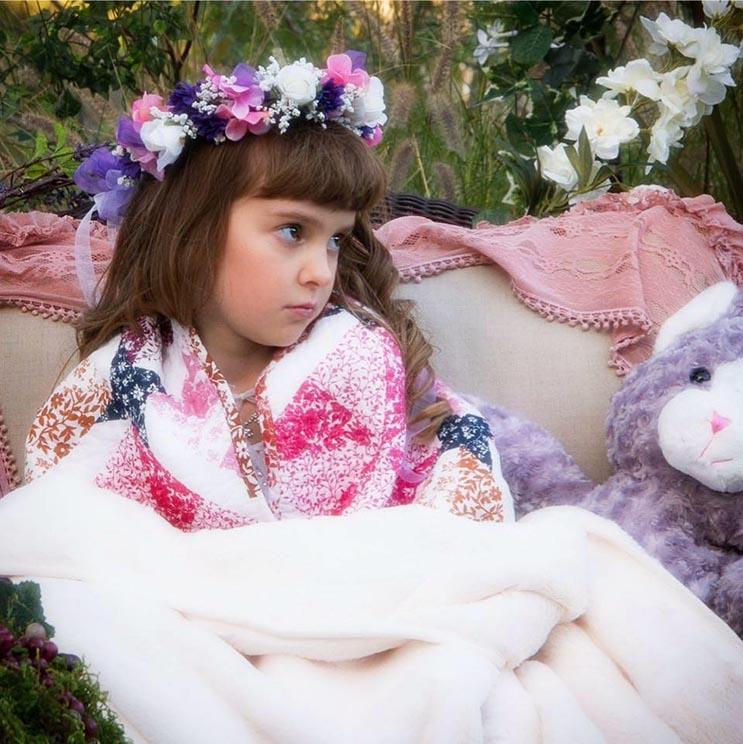 El tributo a esta niña de 7 años que murió de cáncer es realmente conmovedor - Katherine King 14