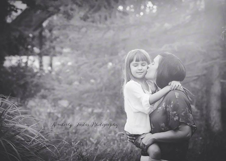 El tributo a esta niña de 7 años que murió de cáncer es realmente conmovedor - Katherine King 15