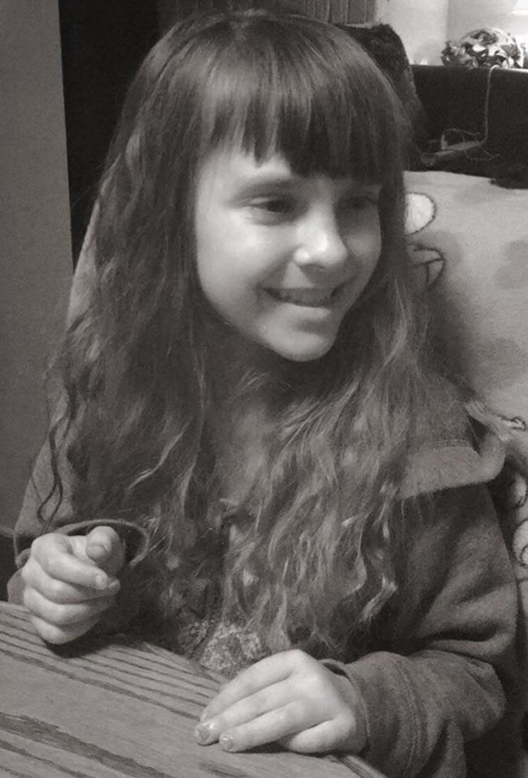 El tributo a esta niña de 7 años que murió de cáncer es realmente conmovedor - Katherine King 16