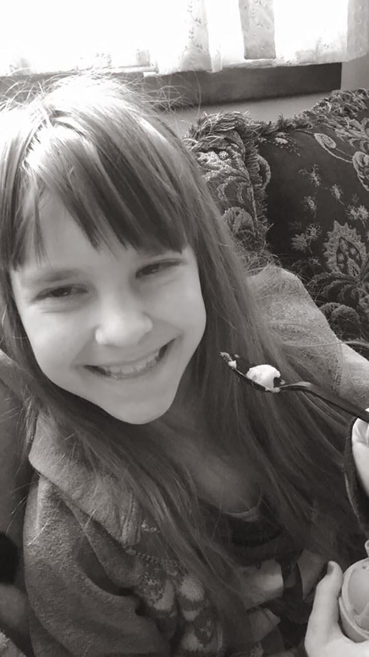 El tributo a esta niña de 7 años que murió de cáncer es realmente conmovedor - Katherine King 17