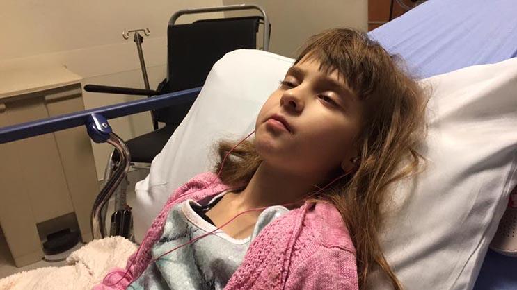 El tributo a esta niña de 7 años que murió de cáncer es realmente conmovedor - Katherine King 19
