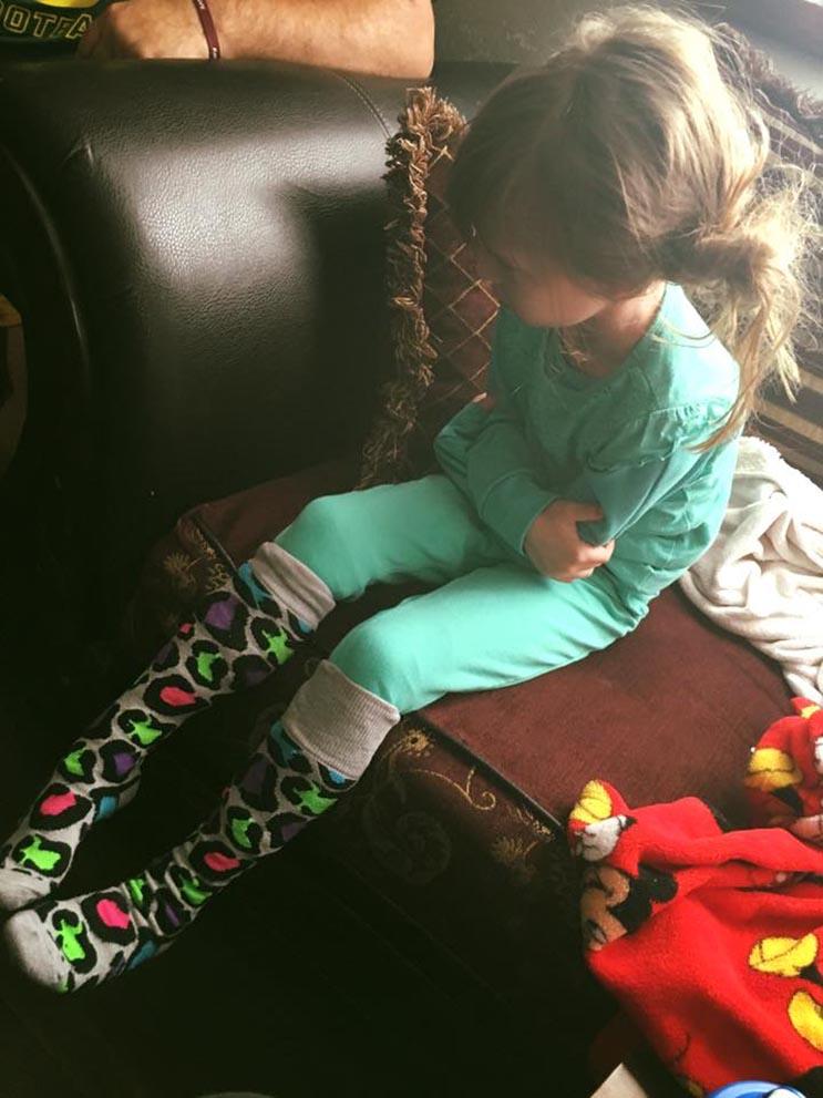 El tributo a esta niña de 7 años que murió de cáncer es realmente conmovedor - Katherine King 20