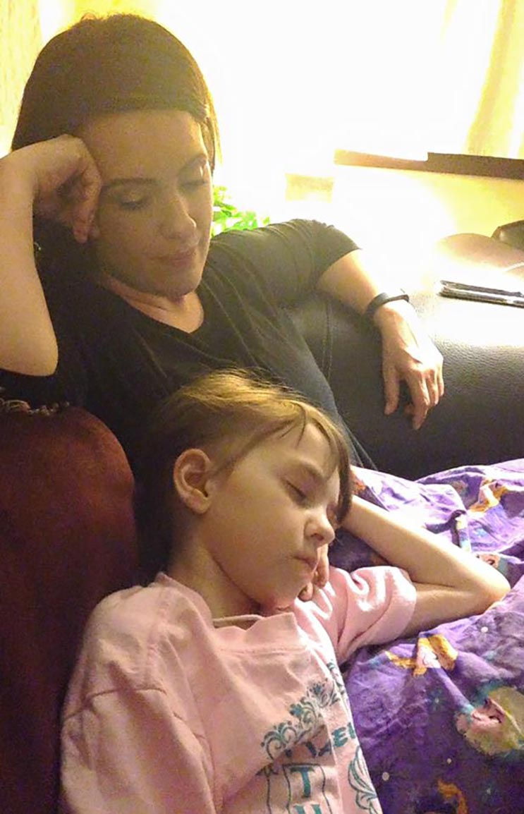 El tributo a esta niña de 7 años que murió de cáncer es realmente conmovedor - Katherine King 21