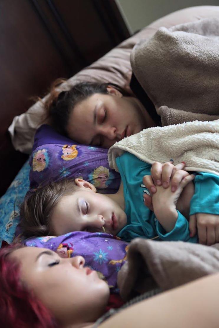 El tributo a esta niña de 7 años que murió de cáncer es realmente conmovedor - Katherine King 28