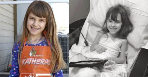El tributo a esta niña de 7 años que murió de cáncer es realmente conmovedor
