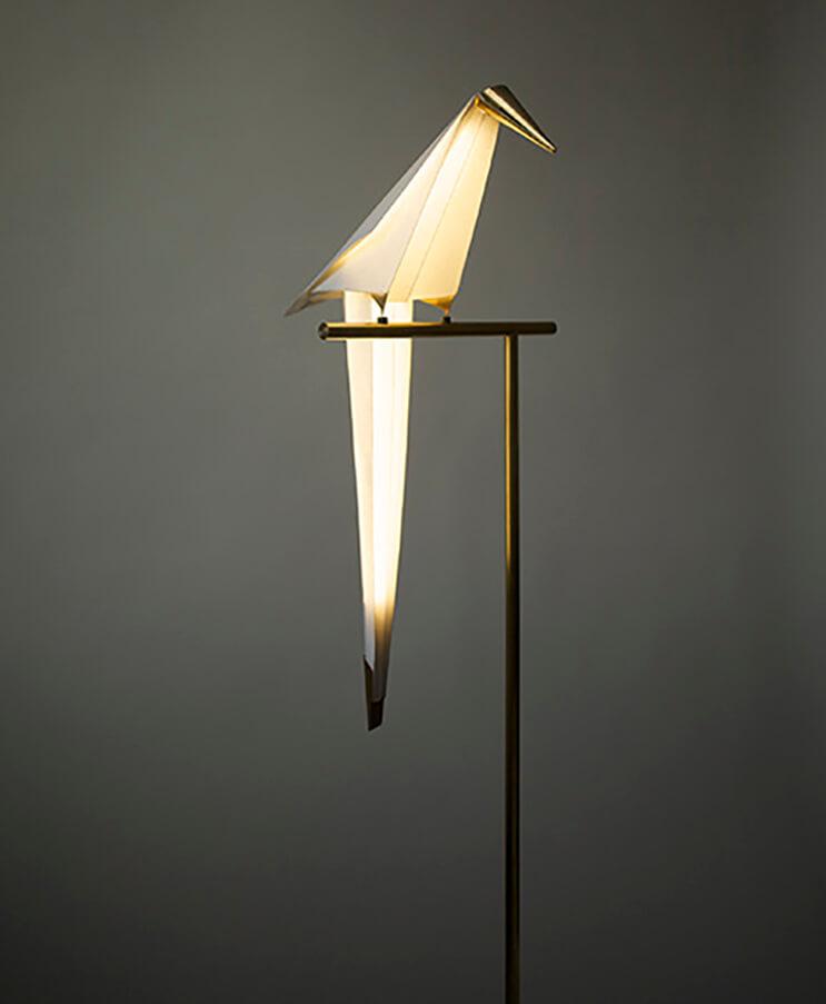 Espectaculares lámparas de origami por el artista Umut Yamac 2