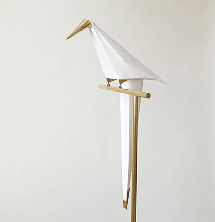 Espectaculares lámparas de origami por el artista Umut Yamac 3