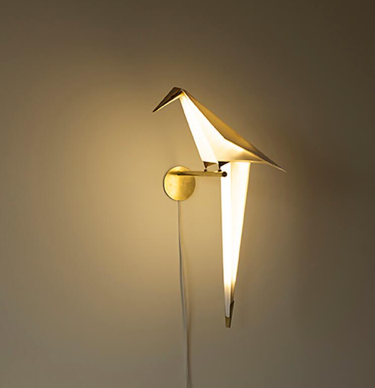 Espectaculares lámparas de origami por el artista Umut Yamac 5