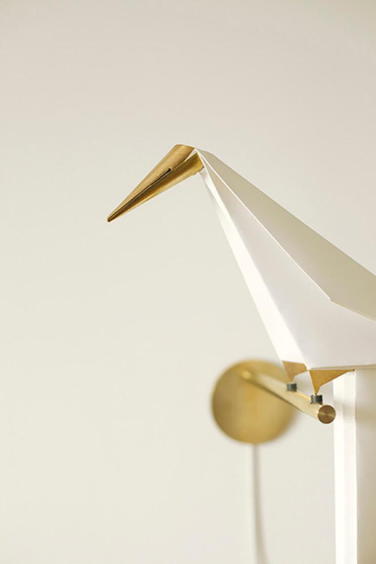 Espectaculares lámparas de origami por el artista Umut Yamac 6