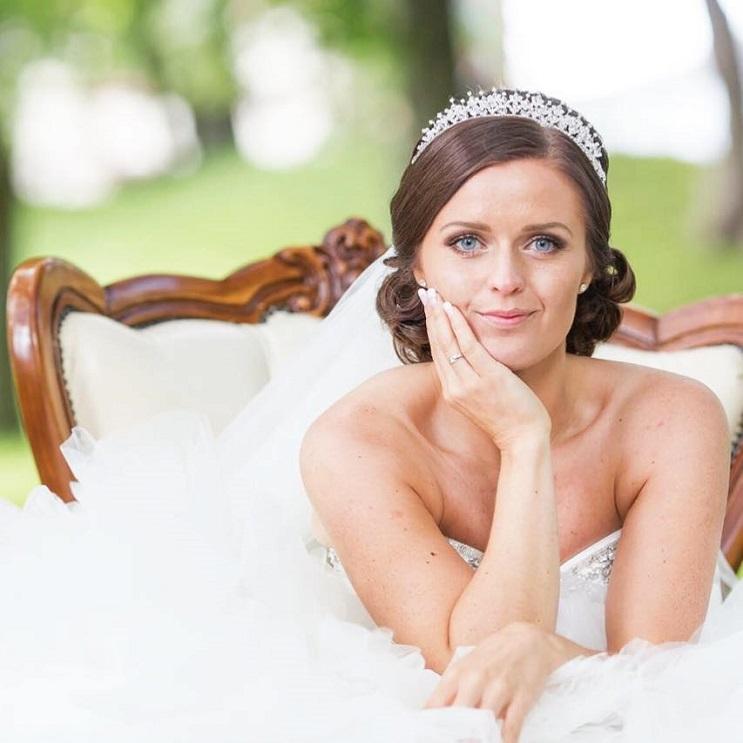 Esta novia tiene el gesto más hermoso con su esposo el día de su boda 2