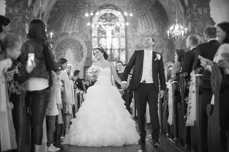 Esta novia tiene el gesto más hermoso con su esposo el día de su boda 3
