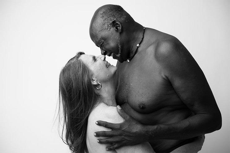 Estas fotografías artísticas del desnudo de una pareja dio la vuelta a Internet 03