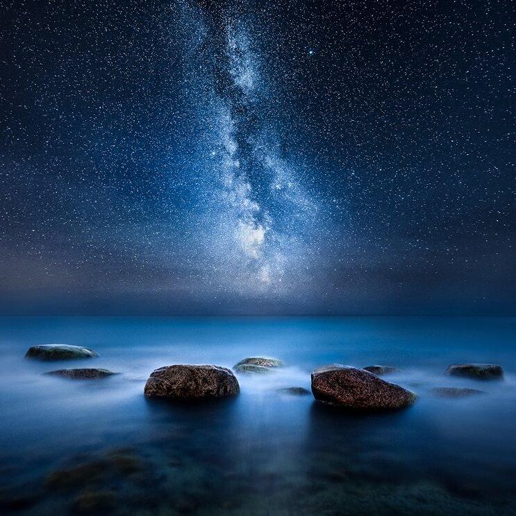 Estas fotografías capturaron la belleza de los paisajes de Finlandia e Islandia - Mikko Lagerstedt 1.1