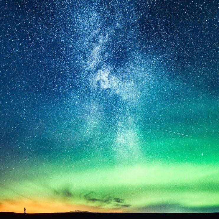 Estas fotografías capturaron la belleza de los paisajes de Finlandia e Islandia - Mikko Lagerstedt 11.1