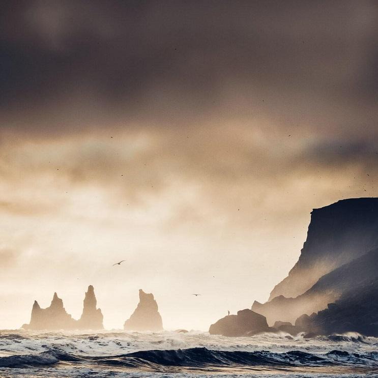 Estas fotografías capturaron la belleza de los paisajes de Finlandia e Islandia - Mikko Lagerstedt 12.1
