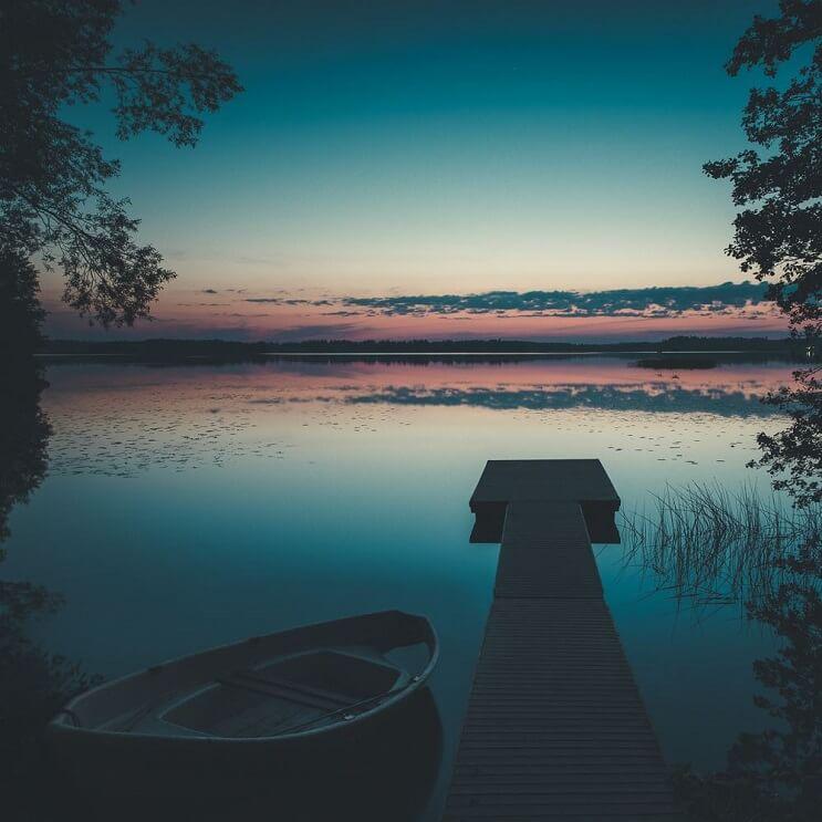 Estas fotografías capturaron la belleza de los paisajes de Finlandia e Islandia - Mikko Lagerstedt 8.1