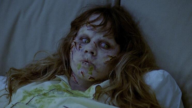 Estas películas terror afectaron a sus protagonistas en la vida real - El Exorcista