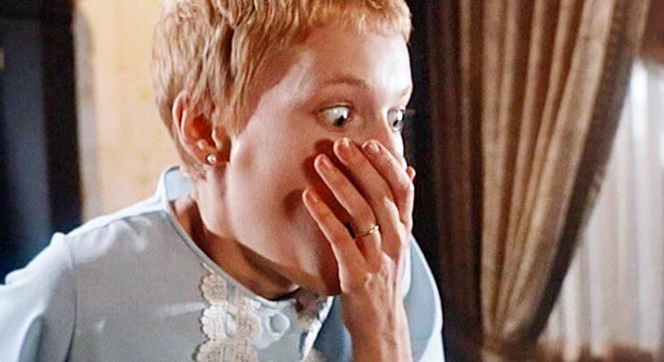 Estas películas terror afectaron a sus protagonistas en la vida real - Rosemary's baby